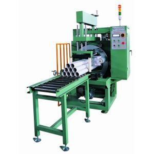 PVC Pipe Wrapping Machine